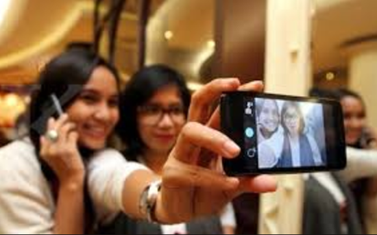 中国智能手机品牌在印尼市场份额大幅上升