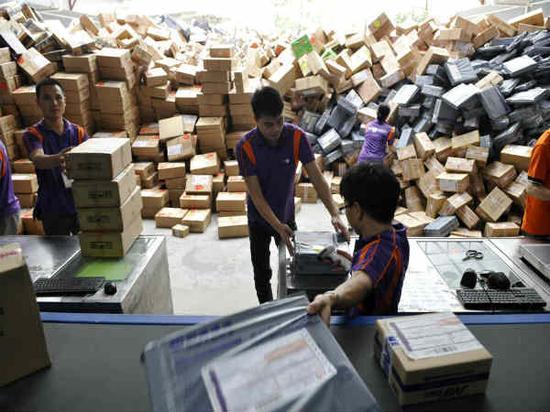 中国电商面临纸箱短缺 影响或波及日本